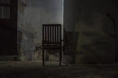 Стул суда Стоковая Фотография RF
