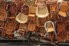 стулы Стоковая Фотография RF