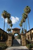 Стэнфордский университет кампуса стоковое изображение rf