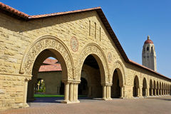 Стэнфордский университет Стоковое Изображение RF