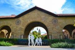 Стэнфордский университет Стоковые Фотографии RF