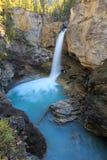 Стэнли падает в каньон заводи красоты, национальный парк яшмы в Al Стоковое Фото
