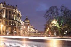 Ст Петерсбург, Россия Стоковое Изображение