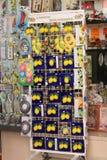 Сувенирный магазин, типичный для городка лимонов Limone Стоковое Изображение RF