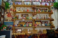 Сувенирный магазин Стоковое Изображение RF