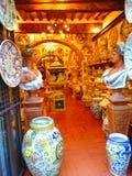 Сувенирный магазин Стоковые Изображения RF