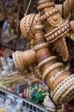 сувениры березы расшивы Стоковое Фото