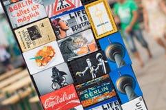 Сувениры Берлина Стоковое Фото