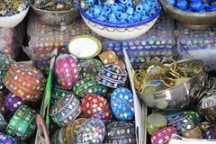 Сувениры в городе Яффы старом Стоковое фото RF