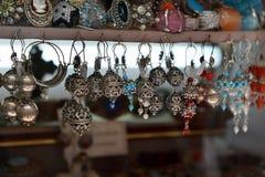 Сувениры в Дубровнике, Хорватии Стоковая Фотография