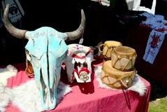 Сувениры коренного американца стоковое фото