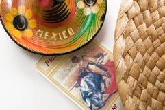 Сувениры от Мексики Стоковая Фотография RF