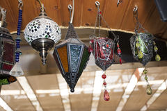 Сувениры от Jerash в Джордане Стоковые Изображения RF