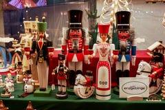 Сувениры рождества Стоковое Фото