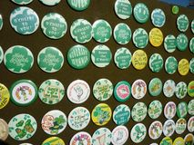 сувениры святой patrick s дня Стоковое Фото