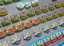 Сувениры Стамбула Стоковые Фото