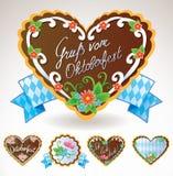 Сувениры Oktoberfest бесплатная иллюстрация