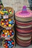 сувенир магазина Мексики Стоковое фото RF