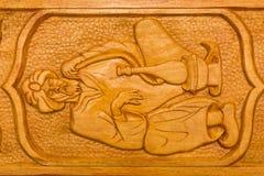 Сувенир от древесины Стоковые Изображения RF