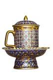 сувенир чашки Стоковое Изображение