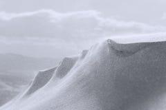 сугроб стоковая фотография rf