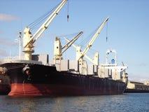 судно-сухогруз Стоковая Фотография RF