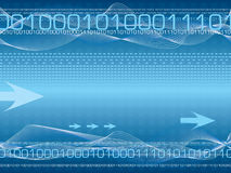 судьба b цифровая иллюстрация вектора