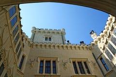 суд замка Стоковое Изображение RF