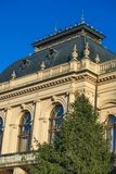 Суд патриархата в Sremski Karlovci, Сербии стоковое изображение