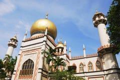 султан мечети Стоковая Фотография