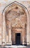 султан pasha дворца тахты ishak двери к Стоковые Изображения