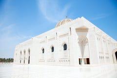 султан qaboos Омана маската Стоковая Фотография RF