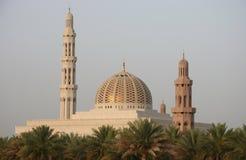 султан qaboos Омана mosk Стоковое Фото