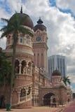 султан samad здания abdul Стоковое фото RF