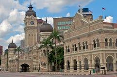 султан samad здания abdul Стоковые Фото