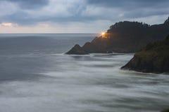 Сумеречная освещенность 2 Стоковые Фото