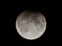Сумерк затмения Стоковое Фото