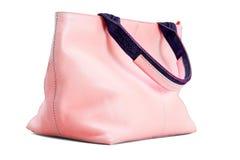 Сумка дам, розовая Стоковое Изображение RF