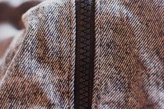 Сумка джинсовой ткани Стоковое Изображение RF