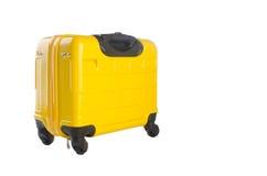 сумка или чемодан перемещения на предпосылке Стоковые Изображения RF