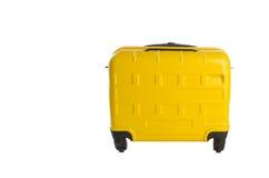 сумка или чемодан перемещения на предпосылке Стоковая Фотография