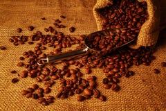 сумка кофе Стоковые Фотографии RF