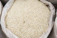 Сумка риса стоковая фотография rf