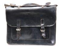 сумка старая Стоковое Фото