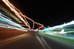 сумрак города Стоковая Фотография