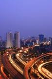 сумрак столицы стоковая фотография