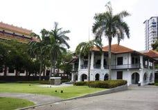 Сунь Ятсен Nanyang мемориальный Hall, Сингапур Стоковые Фото