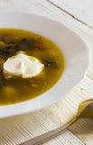 супа гриба Стоковая Фотография