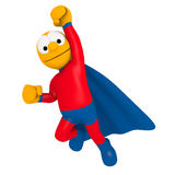 супергерой Стоковое Изображение