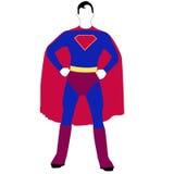 супергерой стоковые изображения rf